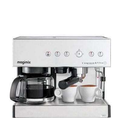 machine caf pas cher combin filtre et expresso autour du cafe. Black Bedroom Furniture Sets. Home Design Ideas