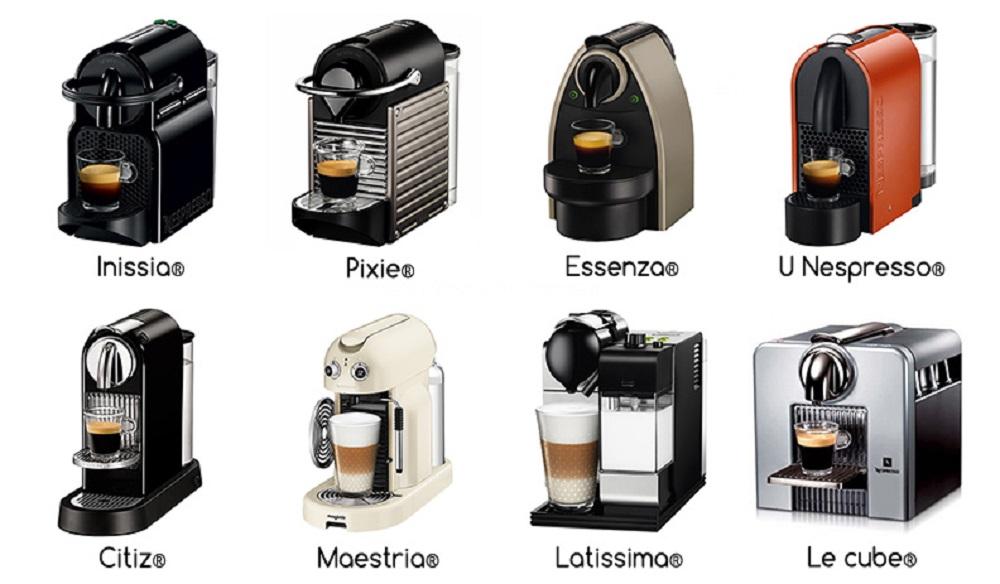 acheter machine à café cafetière Nespresso pas cher