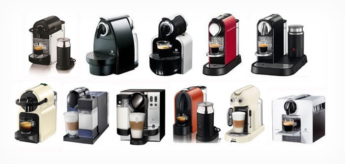 Cafetières Nespresso : Guide d'achat comparatif prix et avis