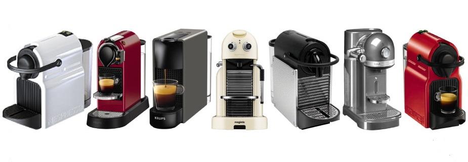 machine cafetière Nespresso prix et avis