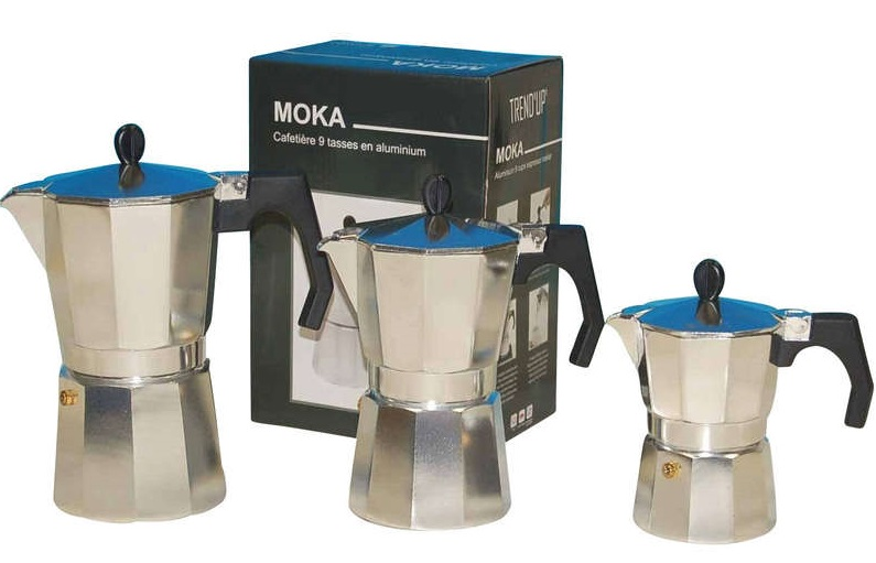 machine à café cafetière Moka