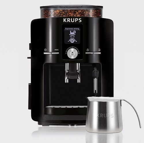 machine à café Krups EA8258 pas cher