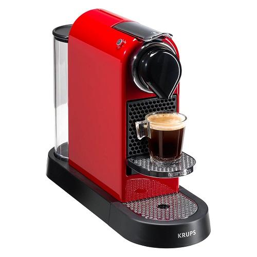 machine caf krups nespresso pas cher autour du caf. Black Bedroom Furniture Sets. Home Design Ideas